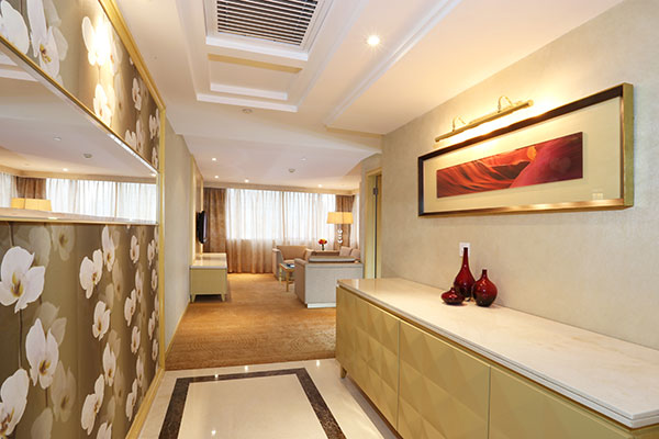 luxurious accommodation in macau