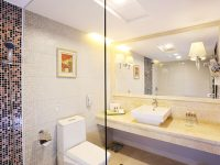 Casa Real Hotel Studio Bathroom