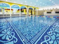 Indoor Swimming Pool @ Casa Real Hotel